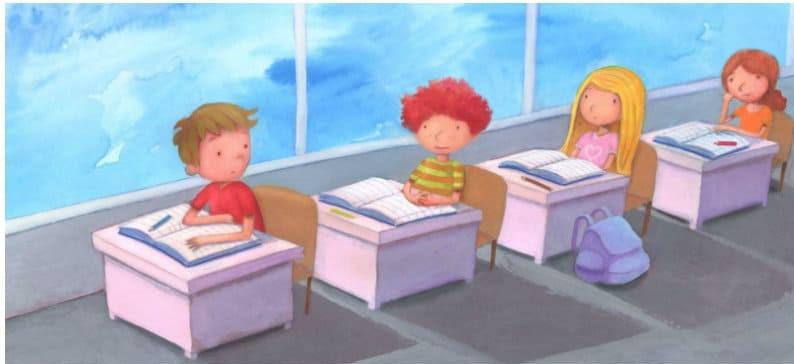 Το σχολείο φοβάται τον Νικόλα