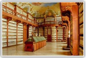 Βιβλιοθήκη Seitenstetten Abbey